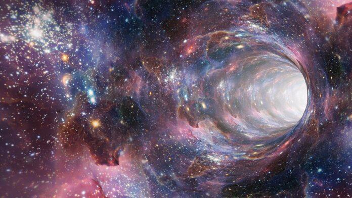 blackhole | black hole in space | inside a black hole