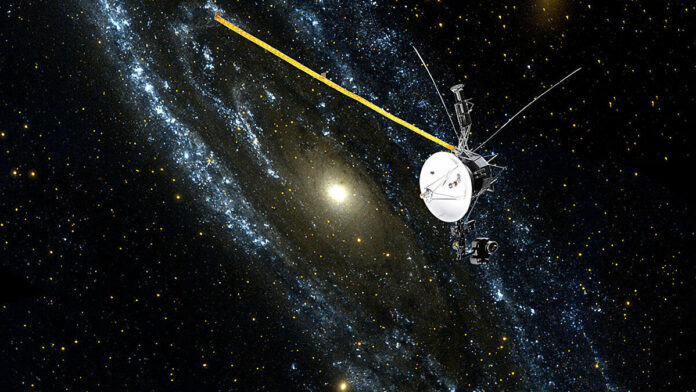 Ever wondered How NASA is still in contact with the Voyagers?